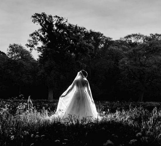 Gave trouwfoto's bij Landgoed Waterland
