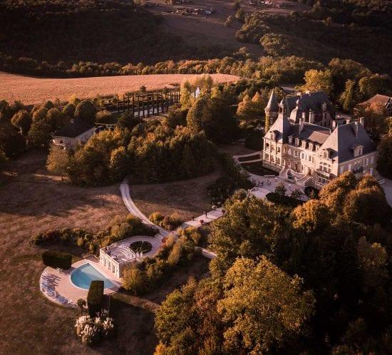 Trouwen op een kasteel in Frankrijk