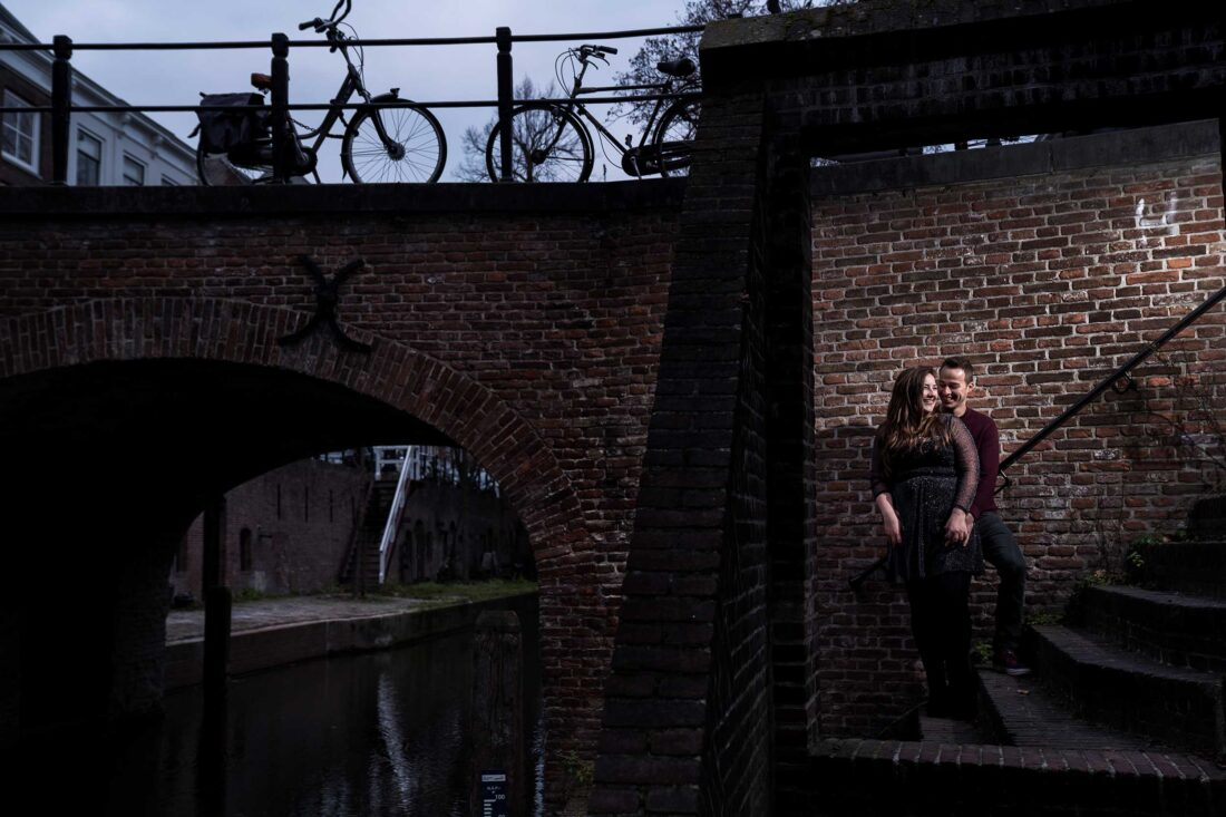 loveshoot in de stad