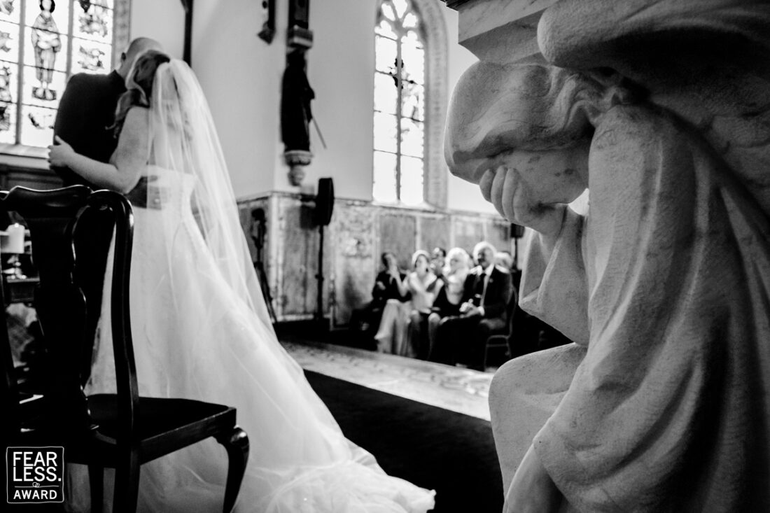 Award winning trouwfotograaf fearless