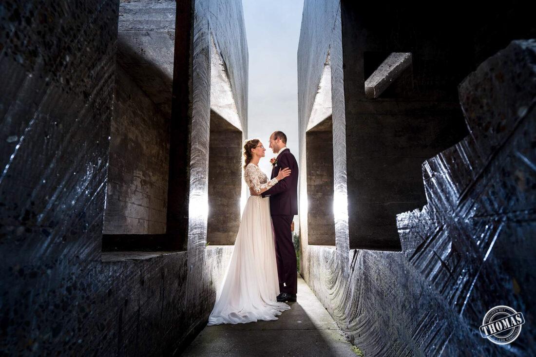 Christelijke bruiloft trouwfoto Culemborg