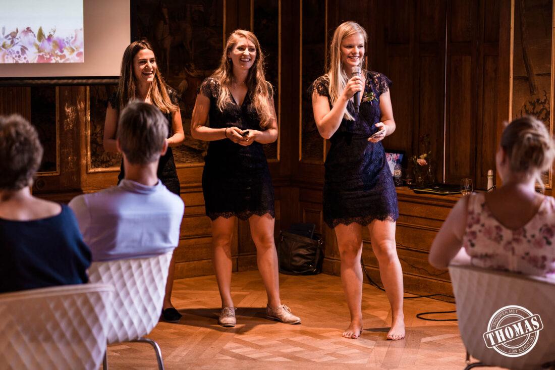 Speeches van je beste vrienden op de bruiloft